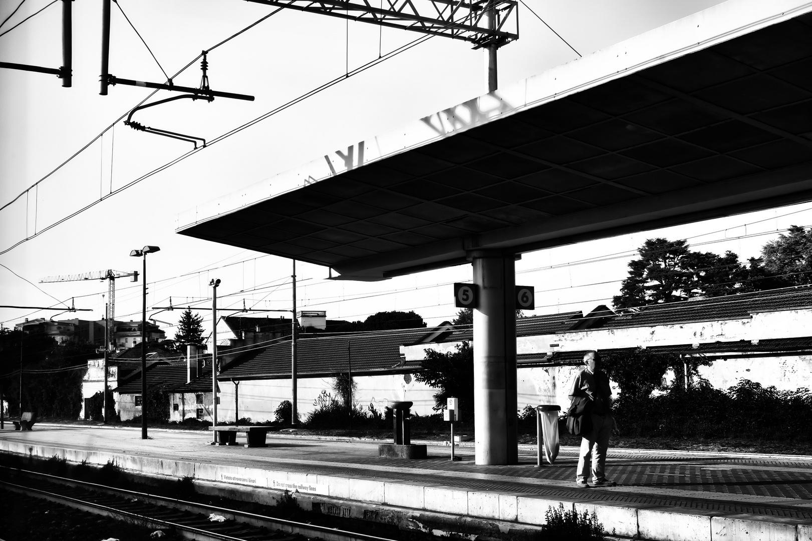In stazione