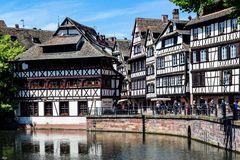 in Straßburg