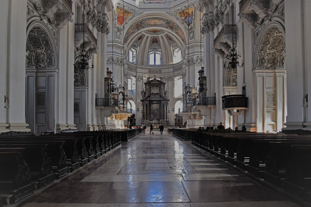 In the Cathedral