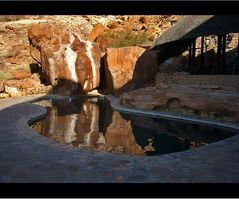 … in the Damaraland