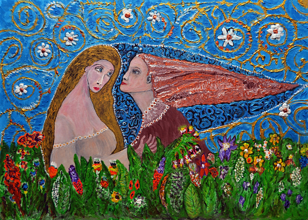 In The Garden Of Eden