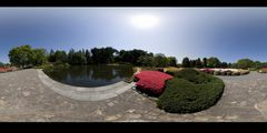 In The Park _PANORAMA