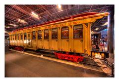 In the Railway Museum -1