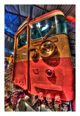 In the Railway museum-12