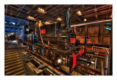 In the Railway Museum -3