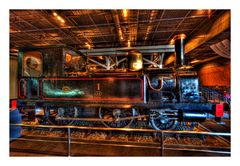 In the Railway museum-6