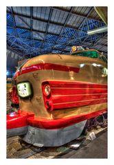 In the Railway museum-8