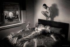 in the room where you sleep
