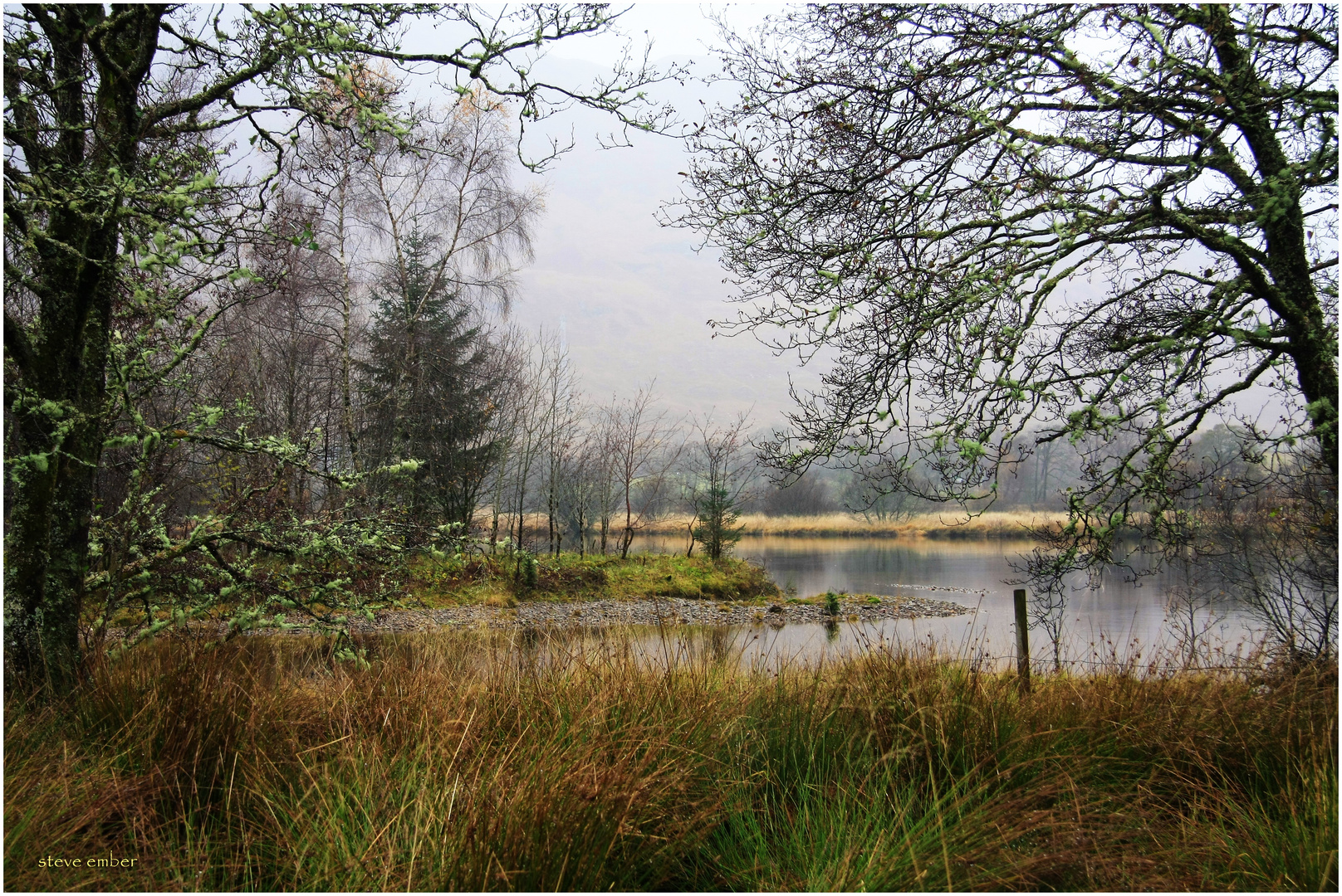 In the Scottish Mists of Argyll and Bute