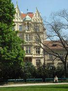 In Tschechien Prag