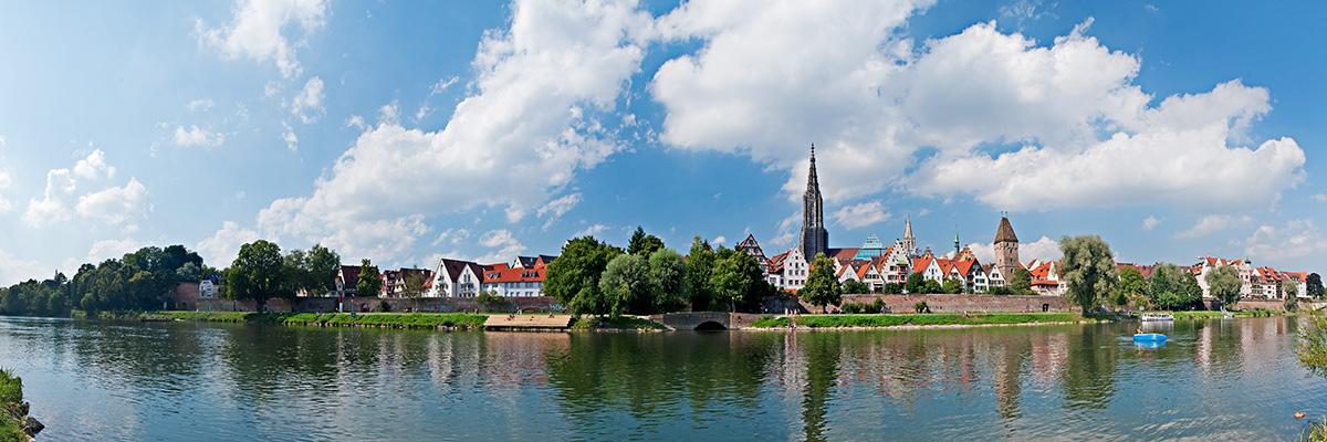 In Ulm und um Ulm ...