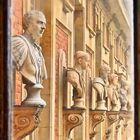 In Versailles - Blick aus dem Fenster 1