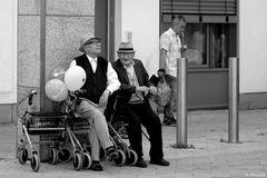 In Würde altern ... und am Leben teilnehmen ...