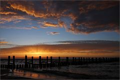 In Zingst geht die Sonne unter... (2)