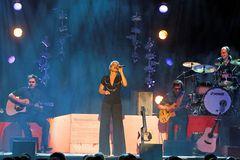 Ina Müller - auf der Bühne