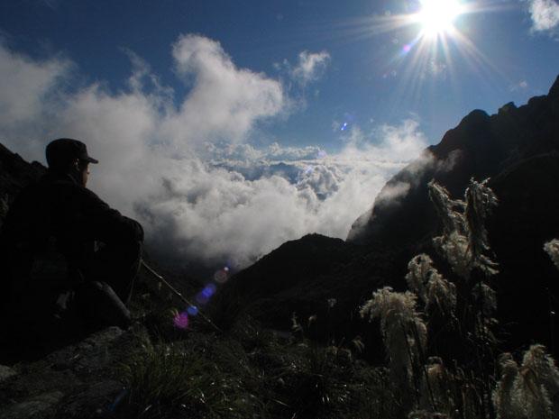 Inca Trail - Past Dead Woman's Pass