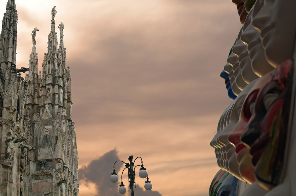 Incantati a guardare il Duomo!