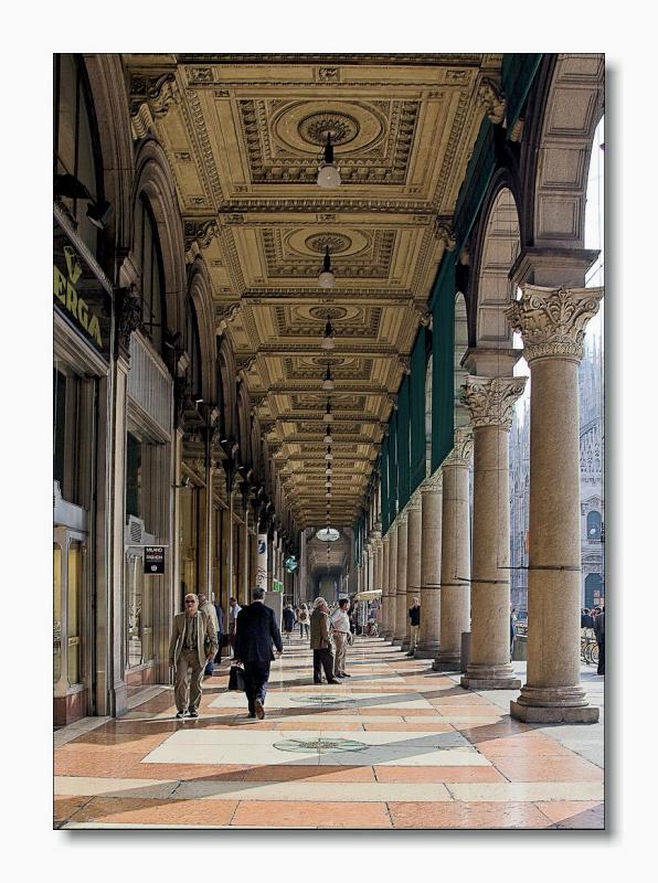 Incontrarsi a Milano