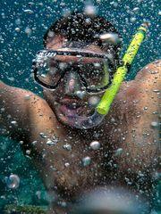 Incontri sott'acqua