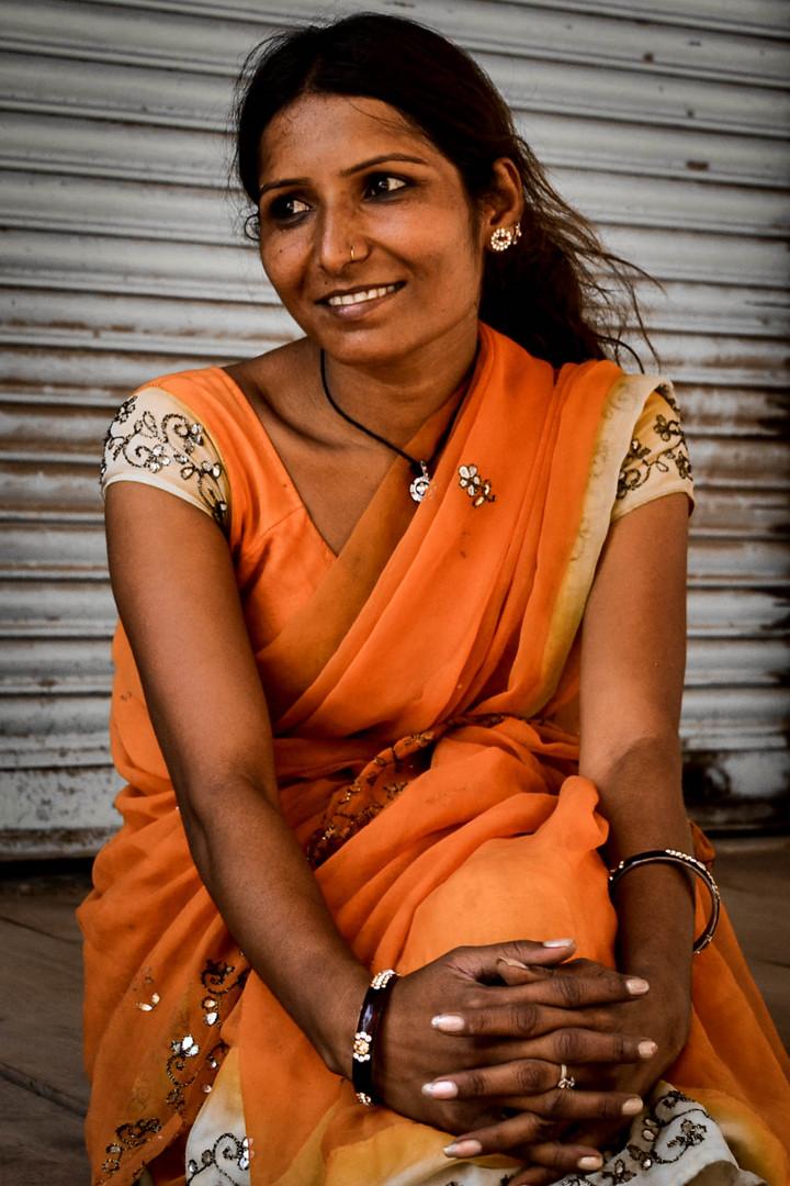 India | Beautiful Black Eyes