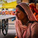 India | Gypsy Lady