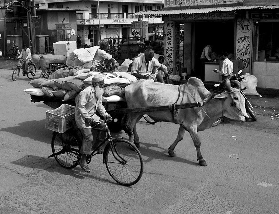 INDIA - I TRASPORTI - 4 / INDIAN WAYS OF TRANSPORT - 4