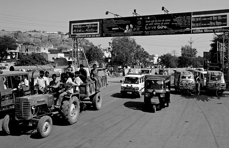 INDIA - I TRASPORTI - 7 / INDIAN WAYS OF TRANSPORT - 7