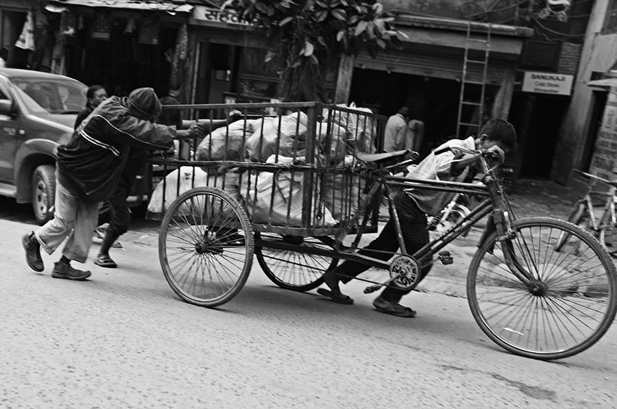 INDIA - I TRASPORTI - 8 / INDIAN WAYS OF TRANSPORT - 8