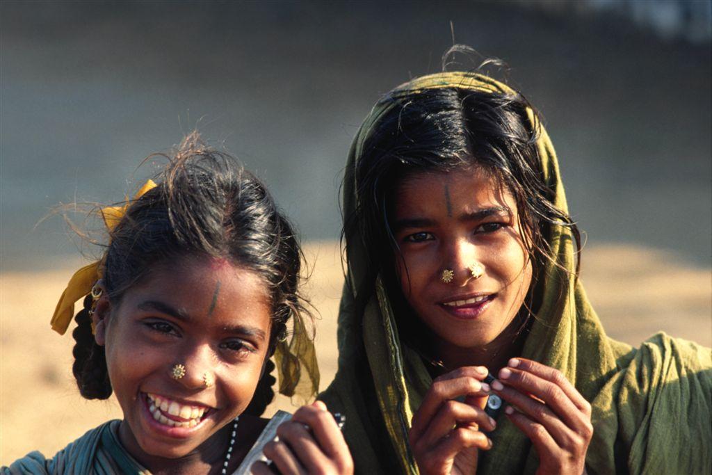 INDIA - ragazzine