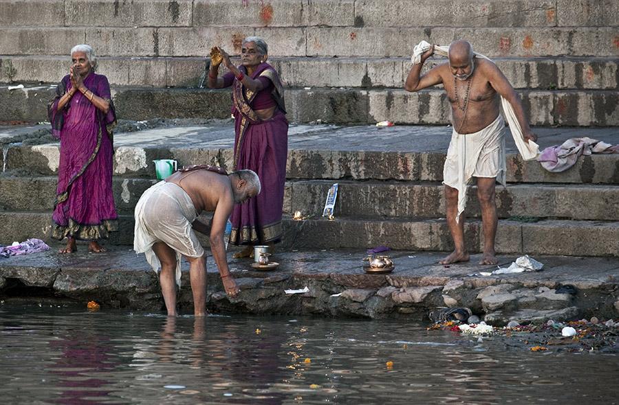 INDIA, UN VIAGGIO NELL'ANIMA - VARANASI 7