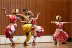 Indian classical dancing