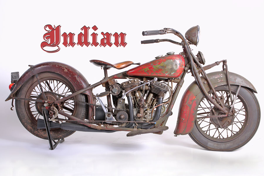 - INDIAN -