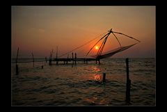 indian fishing net
