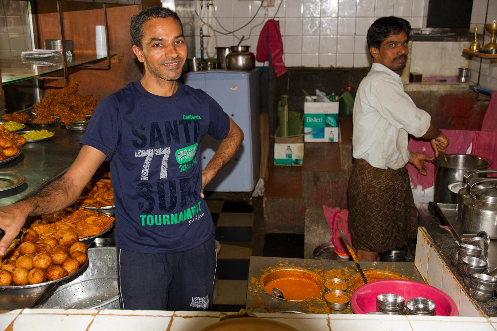 Indian Kitchen