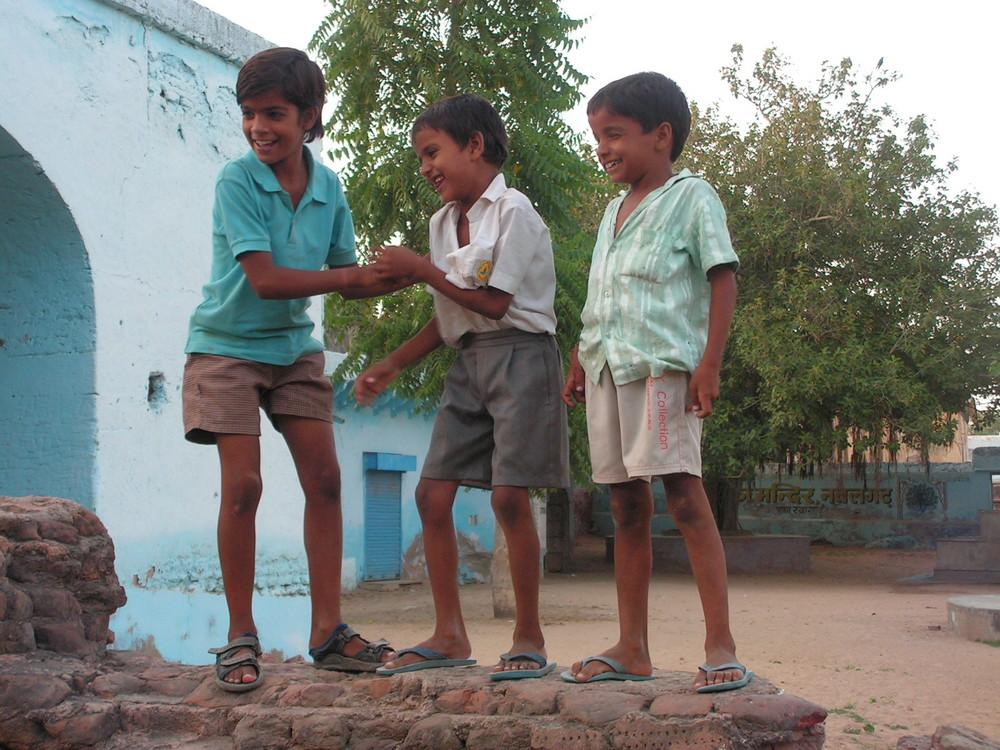 Indian smiles
