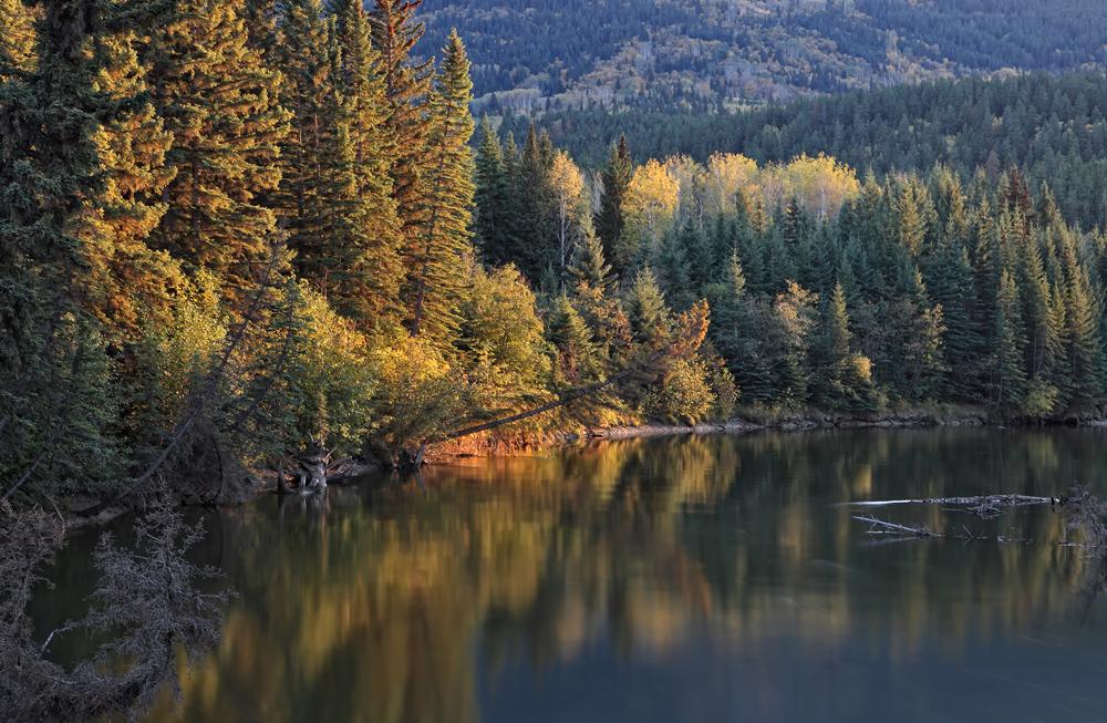 Indian Summer in Banff