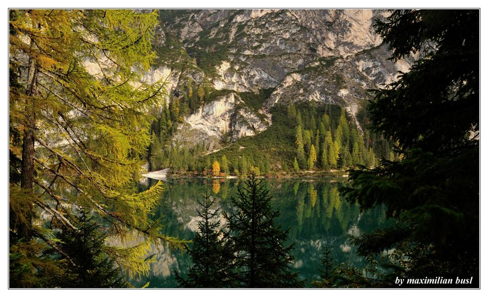 Indian Summer in den Dolomiten