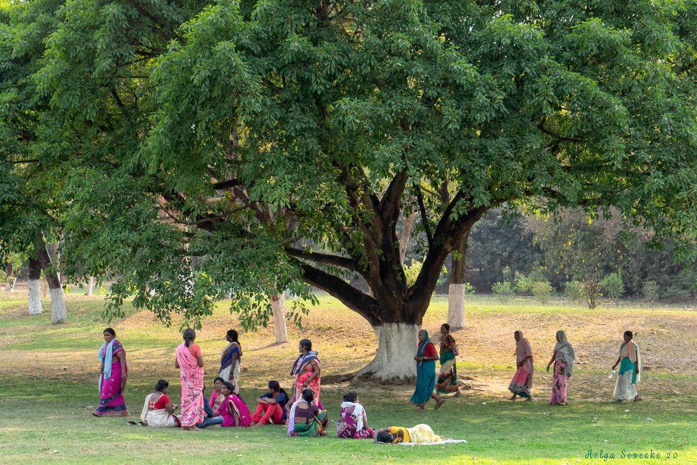 Indian women power