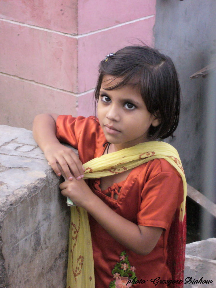Indian Young Girl Photo  Image  Kids, People Images At -6360