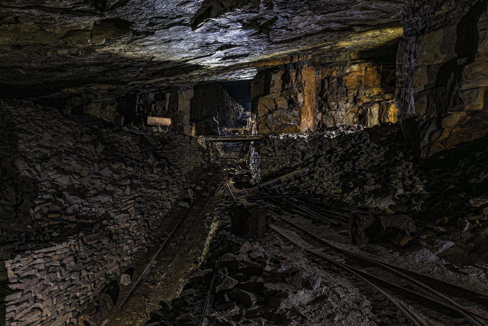 Indiana Jones Quarry, Belgien