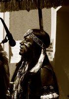 Indianer auf Tournee