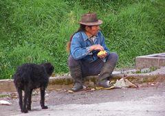 Indianer & Hund