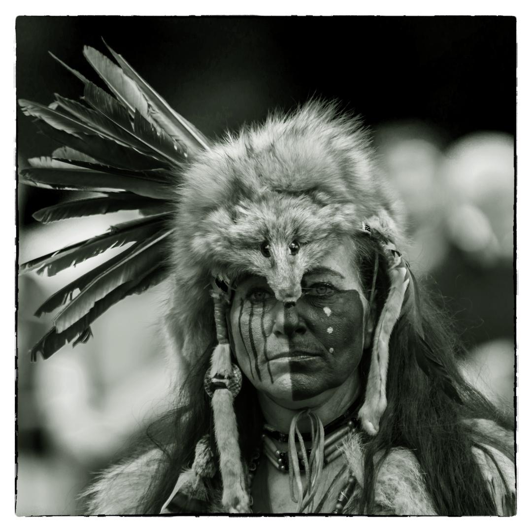 Indianer Squaw Foto & Bild | portrait, portrait frauen ...