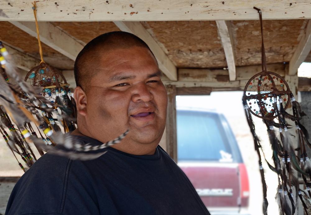 Indianer vom Stamme der ..... ?