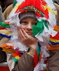 Indianerhäuptling vom Stamm der Fantasie!