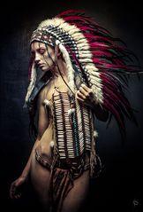 Indianerin 2