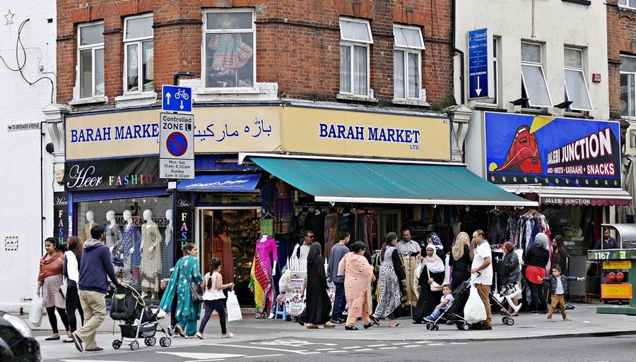 Indien in London!