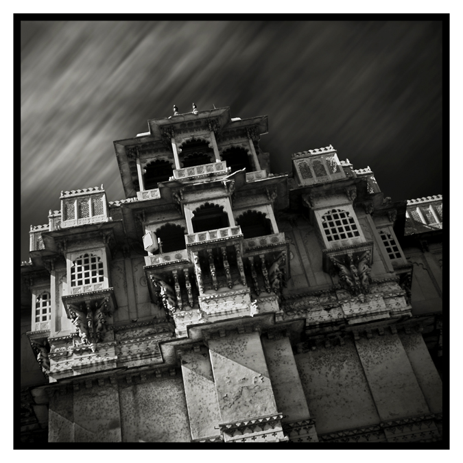 Indien - Stadtpalast Udaipur #1