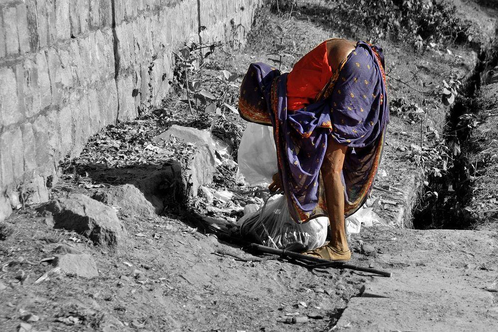 Indien Armut