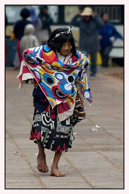 Indigena: Raza Guaraní